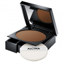 Alcina Matt Contouring Powder dark