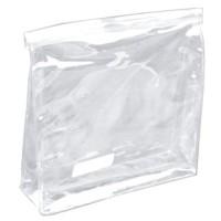 Solida PVC-Reisetasche mit Zipper