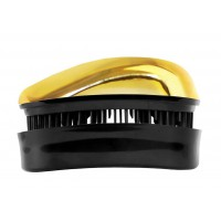 Dessata Mini Anti-Tangle Brush Bright Edition Bronze
