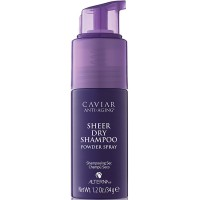 Alterna Caviar Sheer Dry Shampoo Powder Spray 34 g