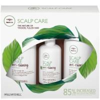 Paul Mitchell Tee Tree Scalp Care anti-thinning Regimen Kit