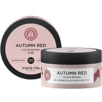 Maria Nila Colour Refresh Autumn Red 100 ml
