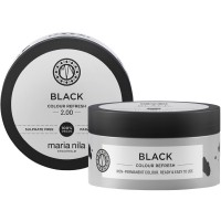 Maria Nila Colour Refresh Black 100 ml