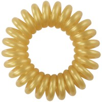 HH Simonsen Hair Bobble gold 3 Stück