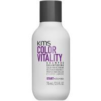 KMS Colorvitality Shampoo 75 ml