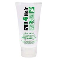 Fruit4Hair Shampoo Fresh Melon & Mint MINI 50ml