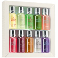 Molton Brown Mini Bath & Shower Collection 10x30 ml