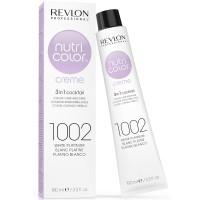 Revlon Nutri Color Cream 1002 White Platinum 100 ml