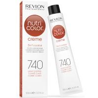 Revlon Nutri Color Cream 740 Light Copper 100 ml