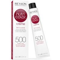 Revlon Nutri Color Cream 500 Purple Red 100 ml