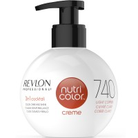 Revlon Nutri Color Cream 740 Light Copper 270 ml