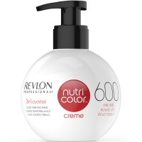 Revlon Nutri Color Cream 600 Fire Red 270 ml