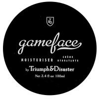 Triumph & Disaster Gameface Facial Moistur 100ml