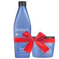 Redken Extreme Shampoo + Strength Builder Plus