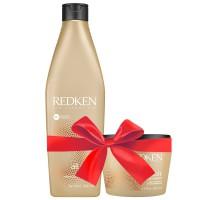 Redken All Soft Shampoo & Heavy Cream