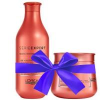 L'Oréal Professionnel Série Expert Inforcer Shampoo + Maske