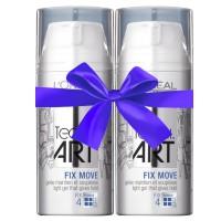L'Oréal Professionnel tecni.art Fix Move 2x 150 ml