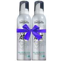L'Oréal Professionnel tecni.art Duo Full Volume Extra 2x 250 ml