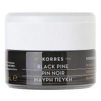 Korres Black Pine 3D Tagescreme für trockene & sehr trockene Haut 40 ml