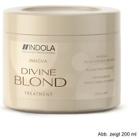 Indola Innova Divine Blond Treatment 750 ml