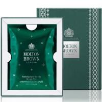 Molton Brown Fabled Juniper Berries & Lapp Pine Snowflake Bath 5x25 g