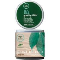 Paul Mitchell 50% OFF Tea Tree Grooming Pomade 2 x 85 g
