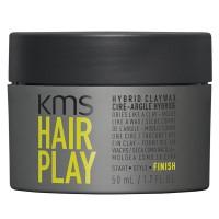 KMS Hairplay Hybrid Claywax 50 ml
