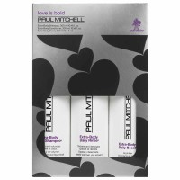 Paul Mitchell Holiday Gift Set Trio Extra-Body