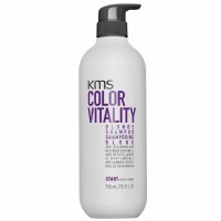 KMS Colorvitality Blonde Shampoo 750 ml