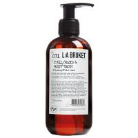 L:A BRUKET No. 71 Liquid Soap Wild Rose 250 ml