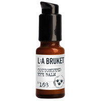 L:A BRUKET No.168 Cottonseed Eye Balm 15 ml
