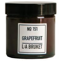 L:A BRUKET No.151 Scented Candles Grapefruit 50 g