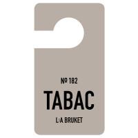 L:A BRUKET No.182 Fragrance Tag Tabac