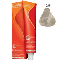 Londa Demi-Permanent Color Creme 10/81 Hell-Lichtblond Perl-Asch 60 ml