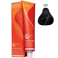 Londa Demi-Permanent Color Creme 2/0 Schwarz 60 ml