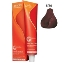 Londa Demi-Permanent Color Creme 5/56 Hellbraun Rot-Violett 60 ml