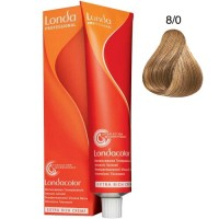Londa Demi-Permanent Color Creme 8/0 Hellblond 60 ml
