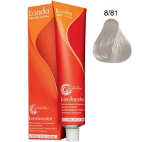 Londa Demi-Permanent Color Creme 8/81 Hellblond Perl-Asch 60 ml