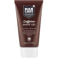 ManCave Caffeine Shave Gel 125 ml