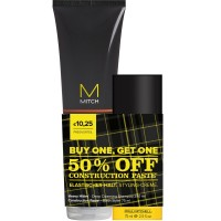 Paul Mitchell Mitch Duo Contruction Paste 50% OFF