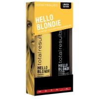 Matrix True Results Duo Hello Blondie