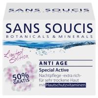 Sans Soucis Anti Age Special Activ Nachtpflege 75 ml