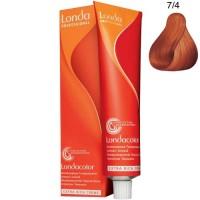Londa Demi-Permanent Color Creme 7/4