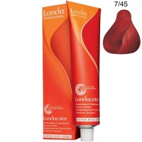 Londa Demi-Permanent Color Creme 7/45 60 ml