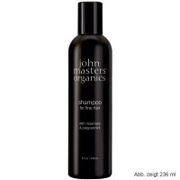 john masters organics MINI Rosemary Peppermint Shampoo 60 ml