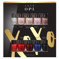 OPI Nail Lacquer 10er Mini Pack