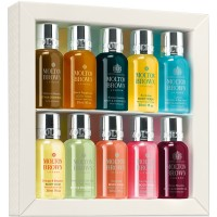 Molton Brown Mini Bath & Shower Collection 10 x 30 ml