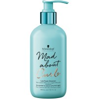Schwarzkopf Mad About Curls Low Foam Cleanser 300 ml