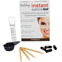 GODEFROY Instant Eyebrow Tint Mittelbraun