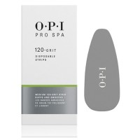 OPI Pro Spa Disposable Grit Strips 120 Grit